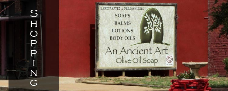 s ancient art soap sign